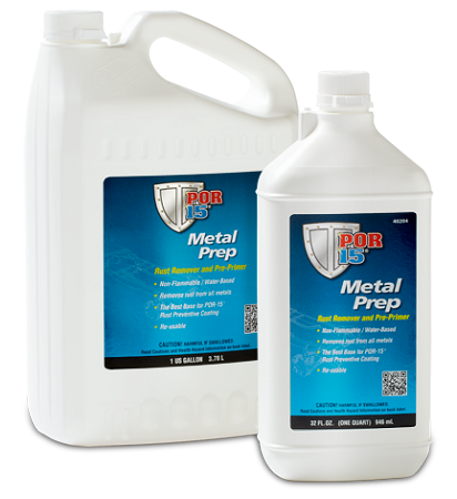 Metal Prep & Cleaner/Degreaser