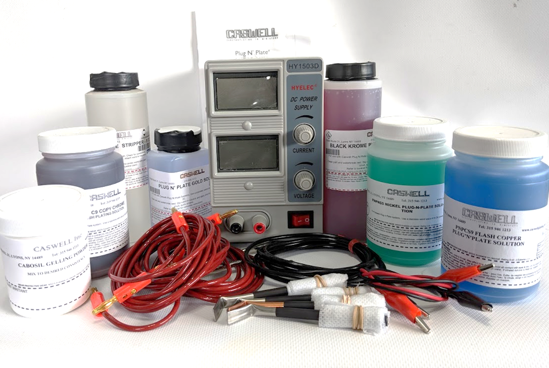 Caswell Plating Kit