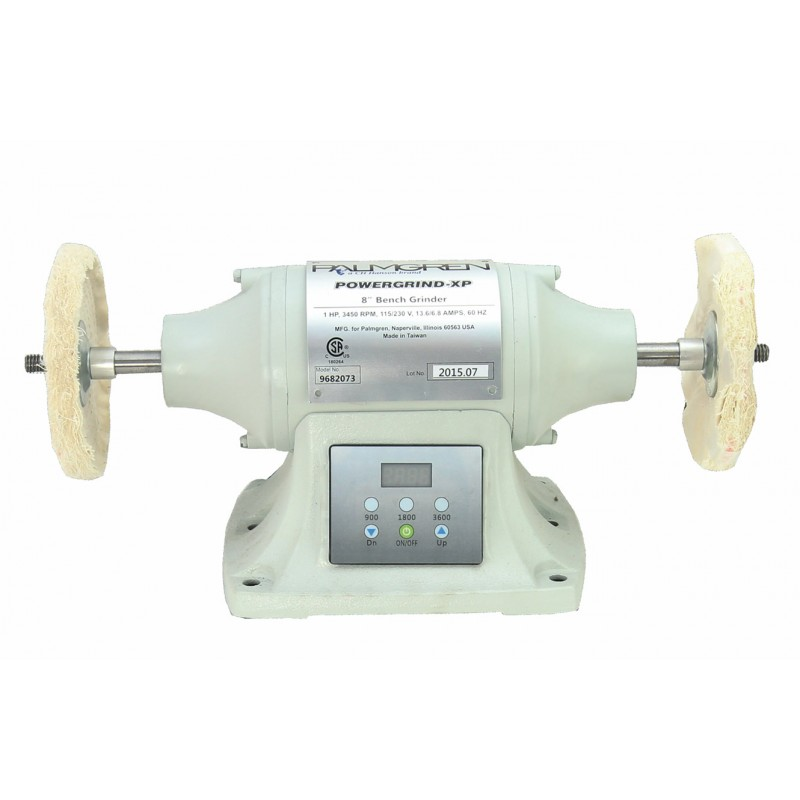 """6"""" 3/4HP Variable Speed Buffer 900-3600 RPM"""