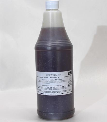 Aluminum De-Oxidizer & De-Smut (quart) (LQ#18)