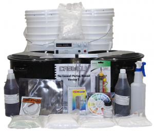 Anodizing System 5 gal (LCD Anodizing Kit)  (out of stock till July 6th)