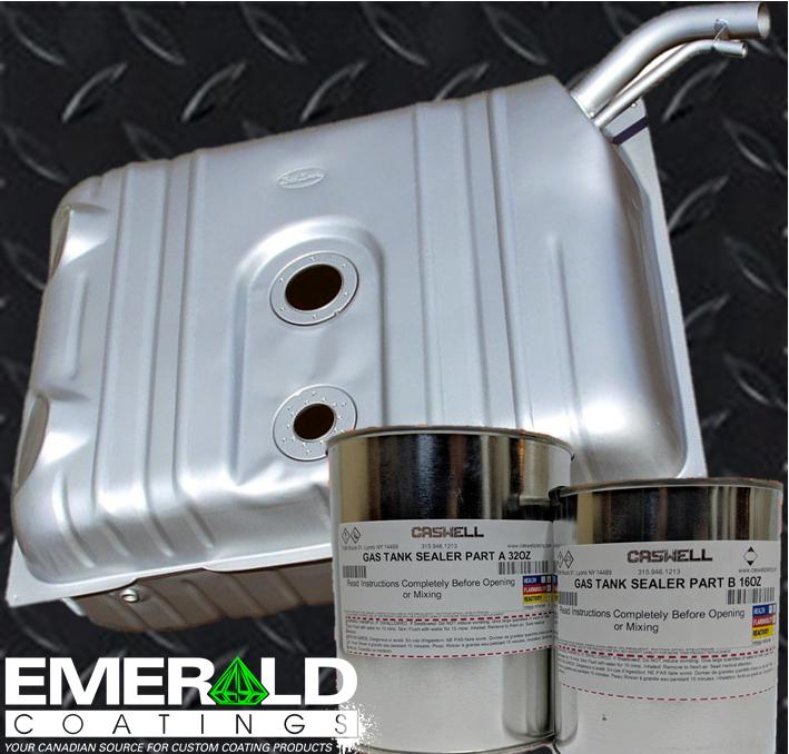 Black Magic Car gas tank sealer kit