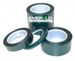 Powder Coating Masking Tape Green