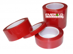 Powder Coating Masking Tape Red