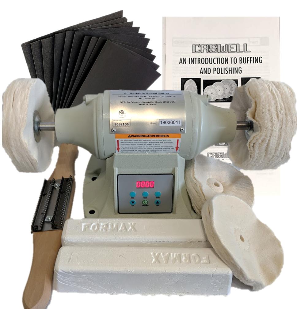 MINI Wood and Acrylic Polishing Kit
