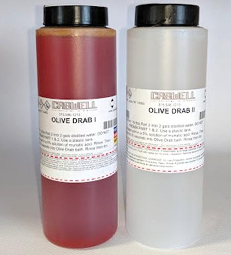 Olive Drab Green Chromate