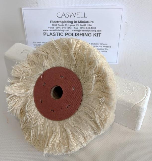 Small Plastic Buffing Kit
