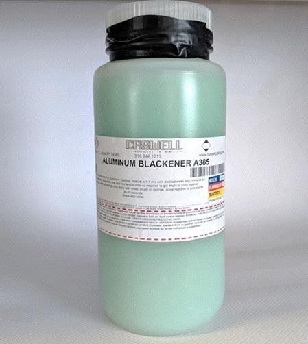 Aluminum Blackener
