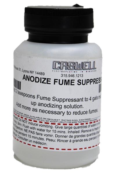 Anodize Fume Suppressant