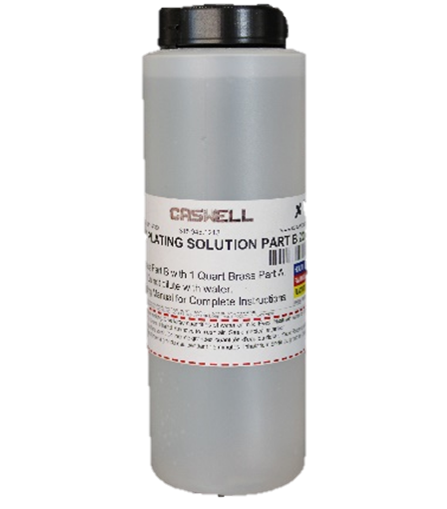 Brass Tank Plating Solution Part B