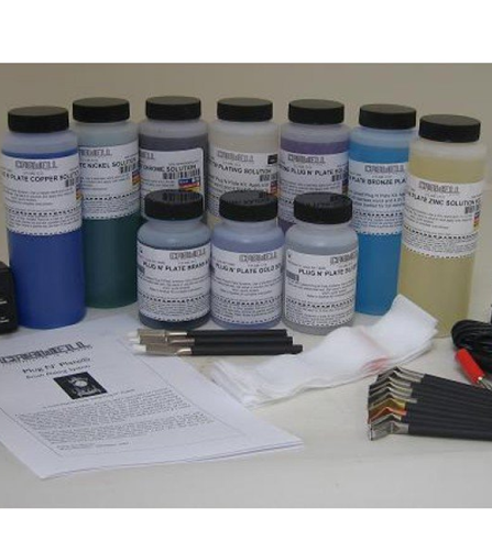 Plug N' Plate Workshop Kit