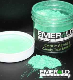Candy Teal Metallic