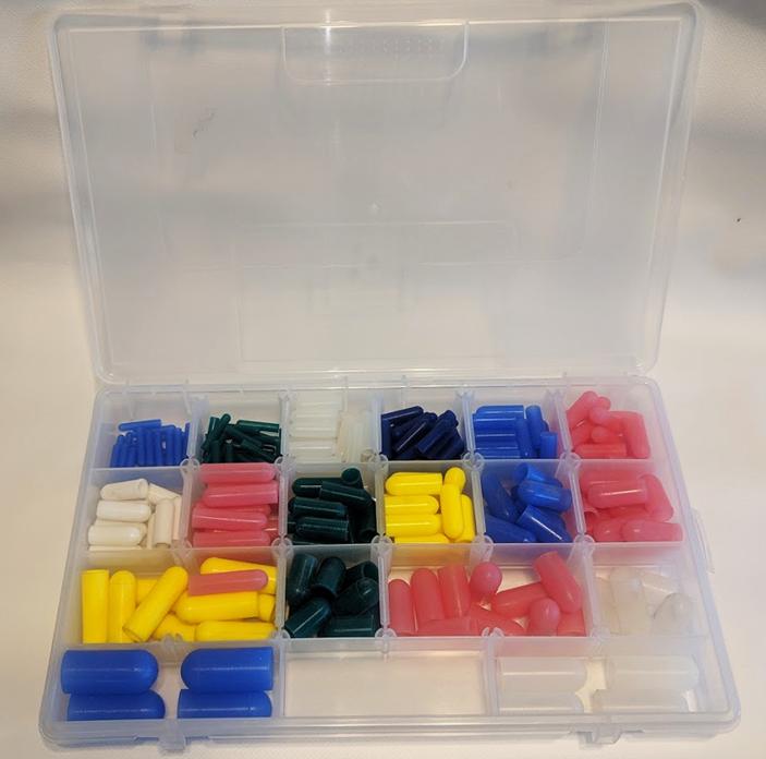 Silicone Cap Kit