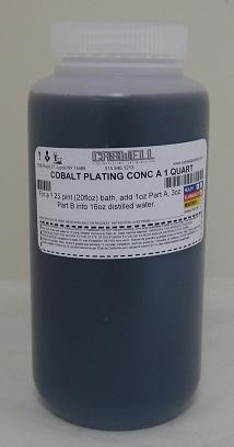 Cobalt Plating Concentrate Part A