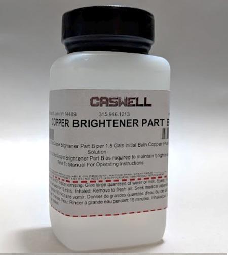 Copper Brightener Part B (4 oz)