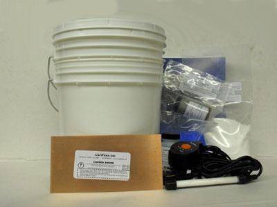 Organic Parts Plating Kit