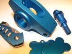 Electric Blue Anodizing Dye - 4oz