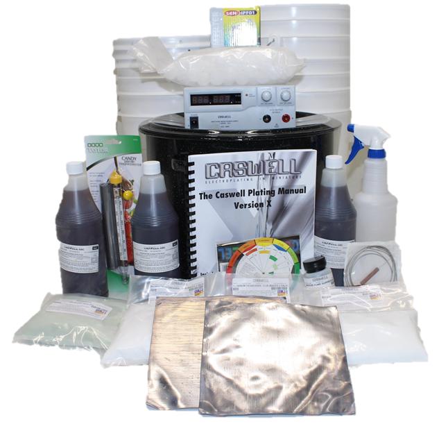 Hardcoat Type III Anodizing System