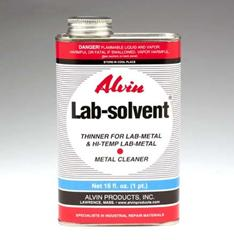 Lab Metal Solvent - 16 oz (LQ#39)