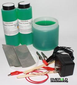 Nickel Science plating kit