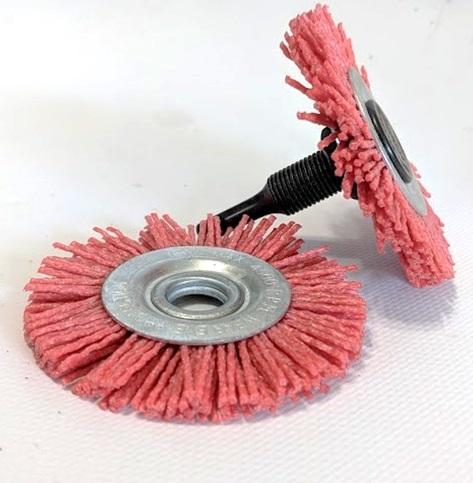 Nylon Bristle Brush Kit