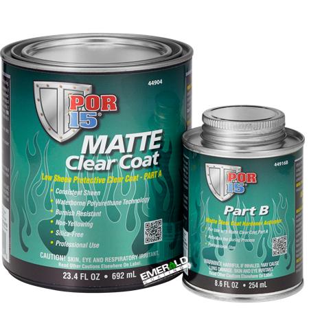 POR-15 Matte Clear Coat