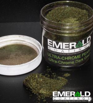 Ultra-Chrome Dark Green 1oz