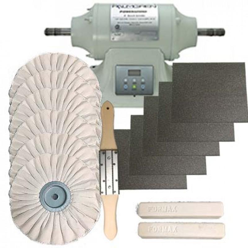 Wood and Acrylic Polishing Kit