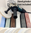 Handheld Grinder Buffing Kit 8""