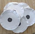 "Spiral sewn 8"" x 1/4"" wheel  (5 pack)"