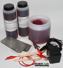 Copy Chrome Science plating kit