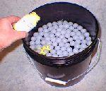 Mist (Fume) Control Balls