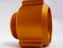 Orange 2B Anodizing Dye - 4oz