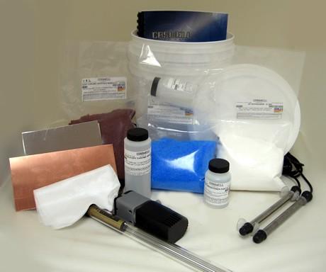 Copy Chrome/Acid Copper Combo Kit