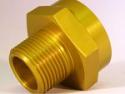 Yellow 4A Anodizing Dye - 4oz