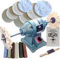 3/4 hp 3350 rpm Buffing Machine Kit