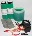 Nickel Science plating kit