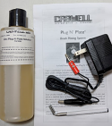 Plug N' Plate Zinc Plating Kit