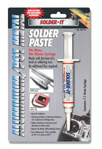 Solder-It Aluminum/Pot Metal Repair Paste