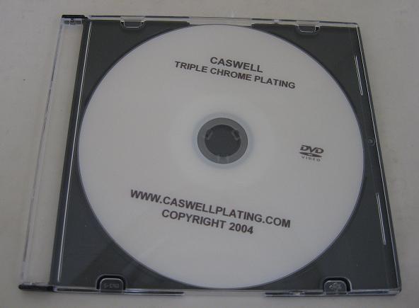 Triple Chrome Plating DVD